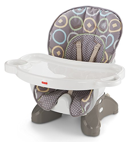 Review Of Fisher-Price Spacesaver High Chair, Luminosity