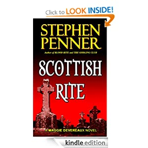 Kindle Book Bargain: Scottish Rite (A Maggie Devereaux Mystery, #1), by Stephen Penner. Publisher: Ring of Fire Publishing (December 22, 2011)