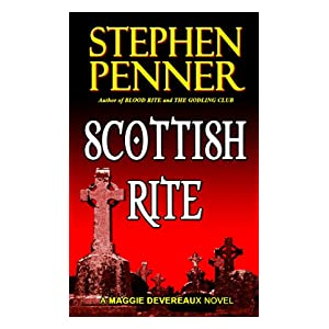 Scottish Rite (Maggie Devereaux Paranormal Mystery #1)