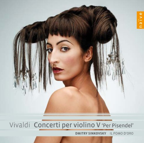 "Buy Vivaldi: Concerti per violino V ""Per Pisendel"" From amazon"