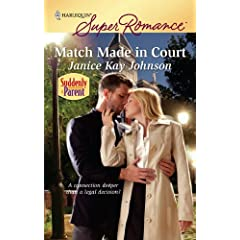 Match Made in Court by Janice Kay Johnson