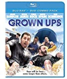 Grown Ups (Two-Disc Blu-ray/DVD Combo)