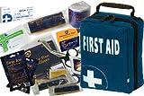 150 Pcs - Ultimate First Aid Kit Bag - CE Products - Inc. Eyewash, Ice Packs, Emergency Blanket