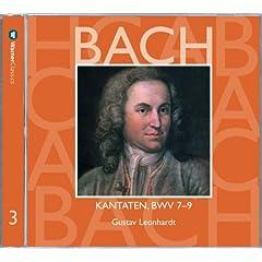 """Cantata No.8 Liebster Gott, wenn werd ich sterben BWV8 : II Aria - """"Was willst du dich, mein Geist, entsetzen"""" [Tenor]"""