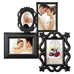 Product Image Wall Cluster Collage Frame - Black