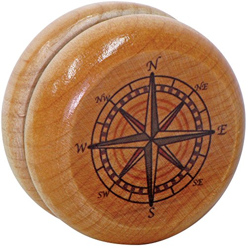 Compass Rose Yo-yo - Made in USA
