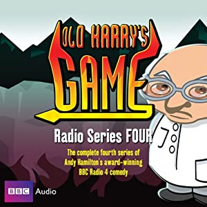 Old Harry's Game: The Complete Series 4 | [Andy Hamilton]