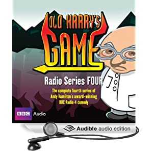 BBC Radio Comedy - Old Harrys Game Series 4 S4L - Andy Hamilton