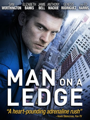 Man on a Ledge Cover