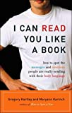 img - for I Can Read You Like a Book book / textbook / text book