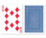 Aviator Pinochle Playing Cards: 12 Decks of Aviator Pinochle Playing Cards (6 Red and 6 Blue Decks)