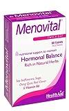 HealthAid Menovital - Soya Isoflavones, Sage, Dong Quai - 60 Vegetarian Tablets