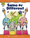 img - for Same or Different (Get Ready Books) book / textbook / text book