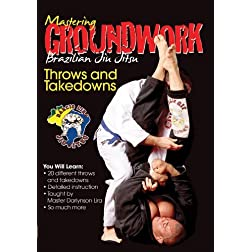 Mastering Groundwork #8 Throws