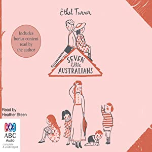 Seven Little Australians Audiobook