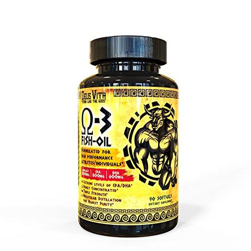 Top best 5 fish oil bodybuilding for sale 2016 product for Fish oil bodybuilding