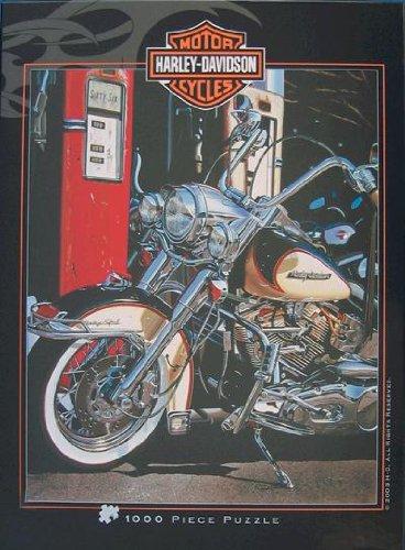 FX Schmid Harley-Davidson Puzzle