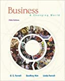 Business: A Changing World (Book & CD-ROM) (007312852X) by Ferrell, O. C.