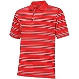 adidas Golf Men's Puremotion Textured Stripe Polo