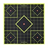 Birchwood Casey Shoot-N-C 8-Inch Sight In Target (6 Sheet Pack)