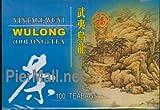 Vintage Wuyi Wulong (Wu Long) Oolong Tea For Weight Loss - 100 Individually Wrapped Tea Bags - 7.0 Oz