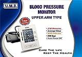 U.M.S.BLOOD PRESSURE MONITOR UPPER ARM TYPE