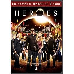 Heroes: Season Four