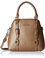 Lino Perros Women's Handbag (Brown) - B01HT49RDU