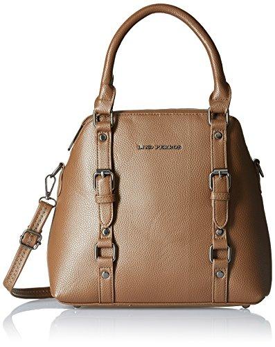 Lino Perros Women's Handbag (Brown) - B01HT49RDU