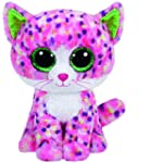 Sophie Pink Polka Dot Cat Boo Small -...