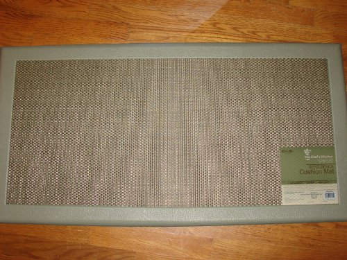 Exceptional The Chefu0027s Kitchen Resilience Cushion Mat   Sage Green   20 Design