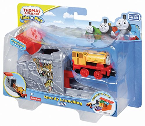 Fisher-Price Thomas The Train: Take-n-Play Speedy Launching - Bill - 1
