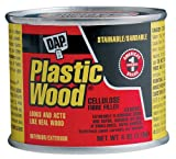 Dap 21420 Red Oak Wood Dough Filler, 4 Ounces