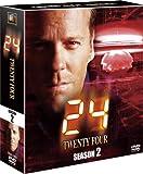 24 -TWENTY FOUR- シーズン2 (SEASONSコンパクト・ボックス) [DVD] / キーファー・サザーランド, エリシャ・カスバート, デニス・ヘイスバート, サラ・ウィンター (出演)