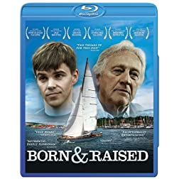 Born & Raised [Blu-ray]