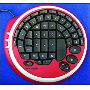 Timberwolf Gaming Keyboard