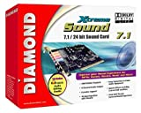 Diamond XtremeSound 7.1/24 bit Sound Card with Dolby Digital Live ( XS71DDL )