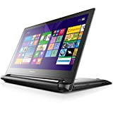 Lenovo Flex2-15d Notebook, Italian Unit, 15.6 /39.6cm, HD 1366x768, LED-Backlight, Nero