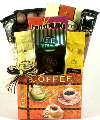 Coffee Break Premium Coffee Gift Basket | Gift