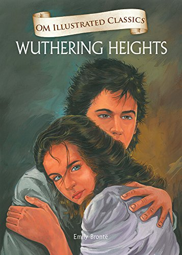 Bronte, Charlotte - Om Illustrated Classics: Wuthering Heights