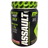 Muscle Pharm Assault Raspberry Lemonade (New) 1.59 lbs