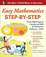 Easy Mathematics Step-by-Step Front Cover