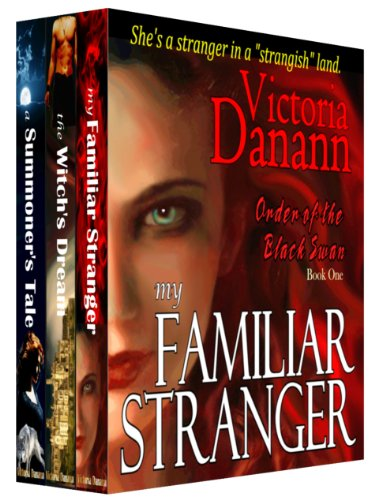 Three Books in One! 4.8 Stars for Victoria Danann's Romance Anthology The Order of the Black Swan COLLECTED TALES, Books 1-3