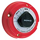 Perko 8501DP Marine Battery Selector Switch