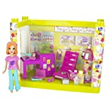 "Mattel N7257 - Polly Pocket Shoppingtraum Shop Multimediavon ""Mattel"""