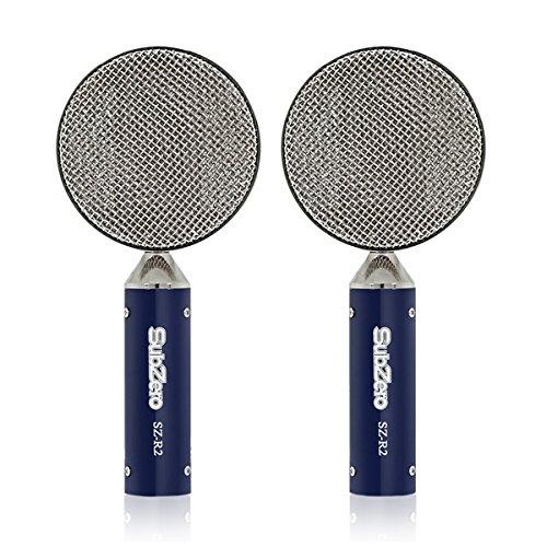 subzero-r2-ribbon-microphone-matched-pair