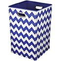 Modern Littles Folding Laundry Basket