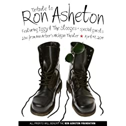 Asheton, Ron - Tribute Concert With Iggy & The Stooges And Friends