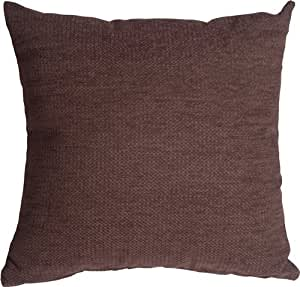 Pillow Decor - Arizona Chenille 20x20 Purple Throw Pillow