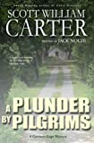 img - for A Plunder By Pilgrims: An Oregon Coast Mystery (Garrison Gage Series Book 0) book / textbook / text book